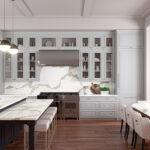 Inspiration Gallery - White Kitchen