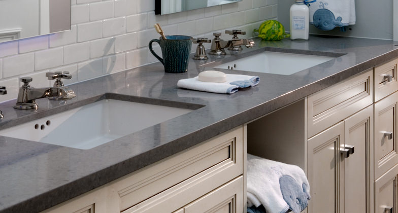 Bathroom Sinks - Undermount & Countertop Design Ideas