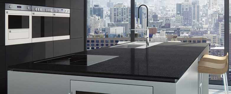 Black Countertops - Latest Design Trends