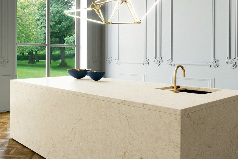 Types of Kitchen Countertops - Design Ideas